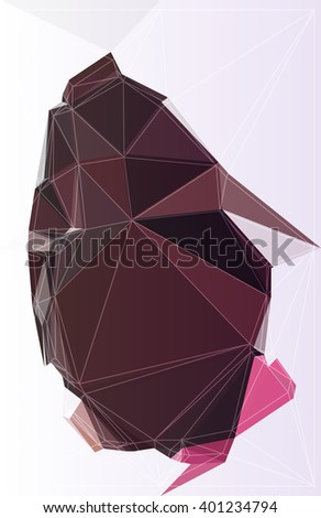 origami backdrop texture background