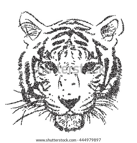 tiger family coloring pages-#37
