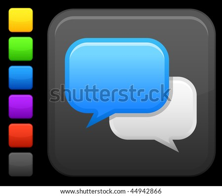 Original vector icon. Six color options included. - stock vector