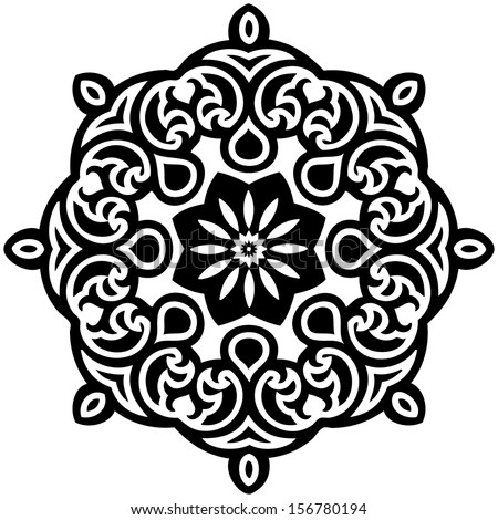 Ornament Design - stock vector
