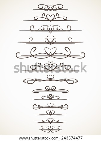 Rule Line Stock Images Royalty Free Images Vectors