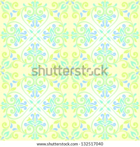 ... floral background indian lace ornament floral background
