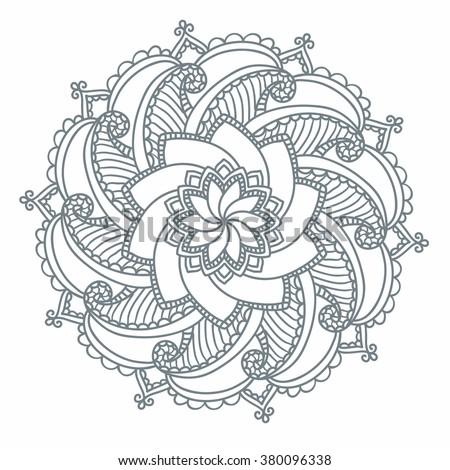 adult coloring bookpages beagle dog art stock vector 587315258 shutterstock. Black Bedroom Furniture Sets. Home Design Ideas