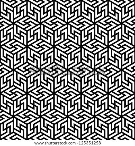 white black patternbackground line geometricmodern stylish stock