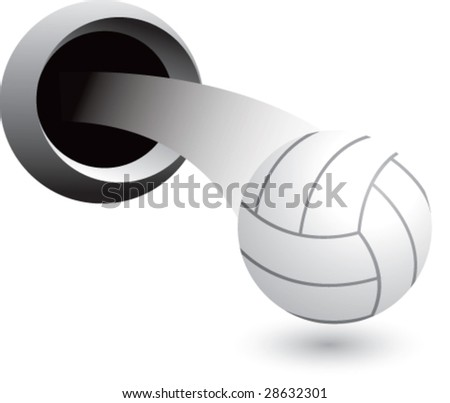 out of the hole volleyball