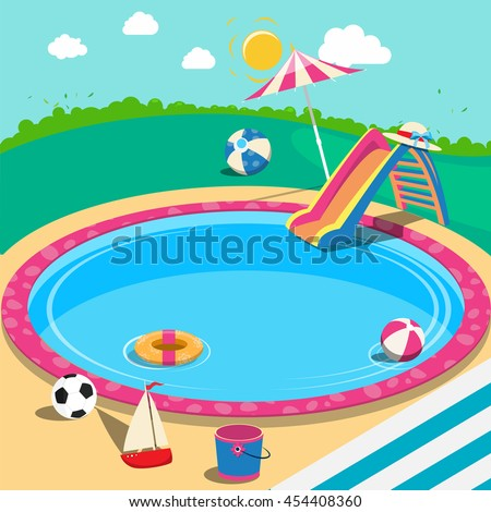 Cartoon Swimming Stock Images Royalty Free Images Vectors Shutterstock