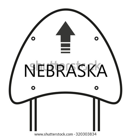 Outline Nebraska State