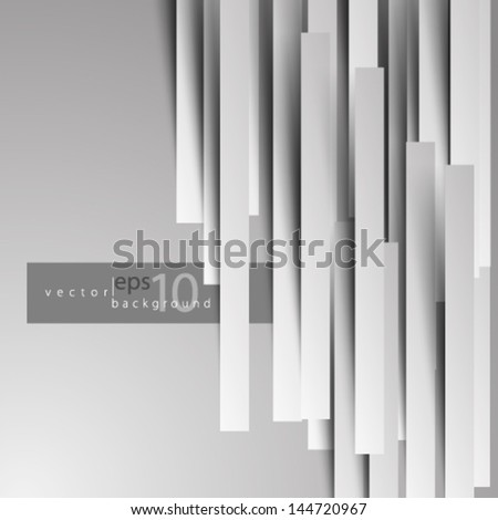 Overlapping Lines Concept Background