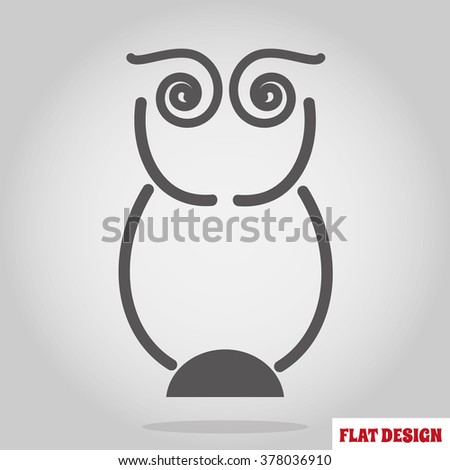 Cartoon Illustration Judge Looking Sad Stock Vector 260434112