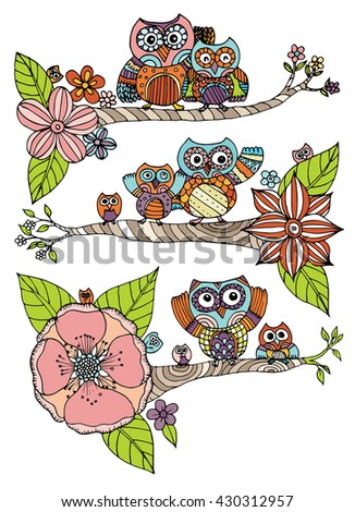 Owl Tree Stock Images, Royalty-Free Images & Vectors | Shutterstock
