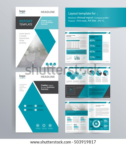 Company Profile Design Images RoyaltyFree Images Vectors – Company Profile