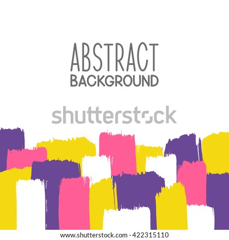 Paint abstract background for Your design