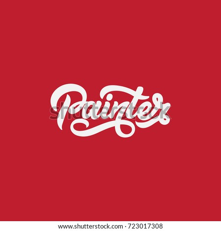 Introducing word calligraphic lettering creative for T shirt printing nyc same day