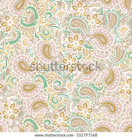 ... decorated with wavy lines, fine pattern on a light grunge background