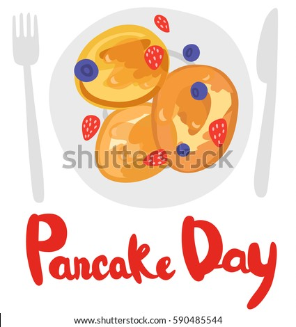 Pancake Day Stock Photos, Royalty-Free Images & Vectors - Shutterstock