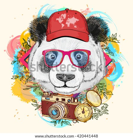 Panda Artwork Stock Photos, Royalty-Free Images & Vectors ...