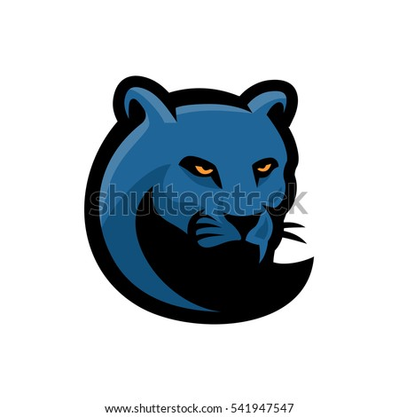 Panther Head Logo
