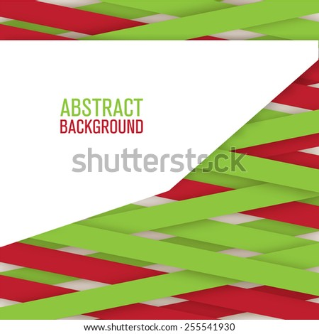 Paper background. Vector illustration for your design - stock vector