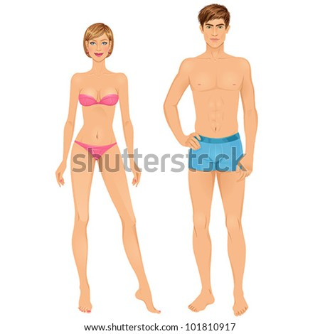 Paper doll cutouts stock images royalty free images for Paper doll template woman