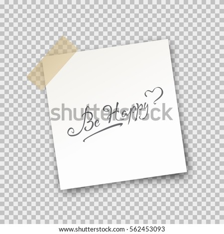 Paper Sticker Stock Images RoyaltyFree Images  Vectors