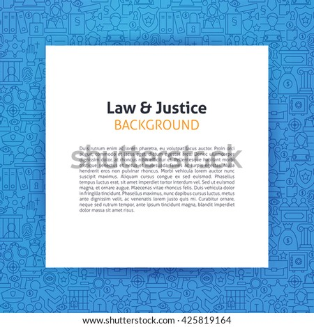 law and justice essay Law and justice abstract justice is the quality of being fair or just this is not an exhaustive definition of justice different philosophers have defined justice in.