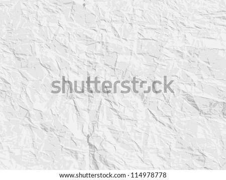 Paper texture. - stock vector