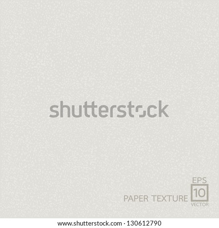 Paper texture background - stock vector