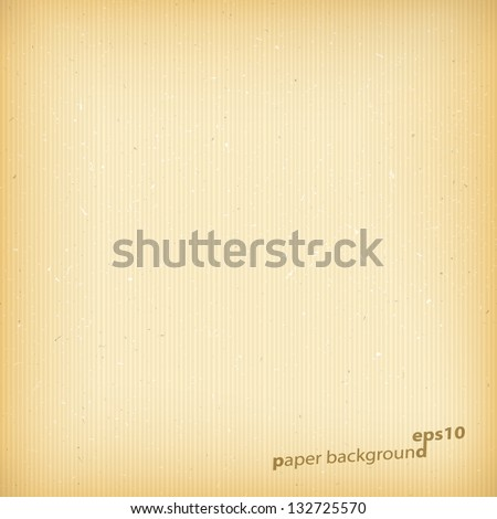 Paper vector background - stock vector