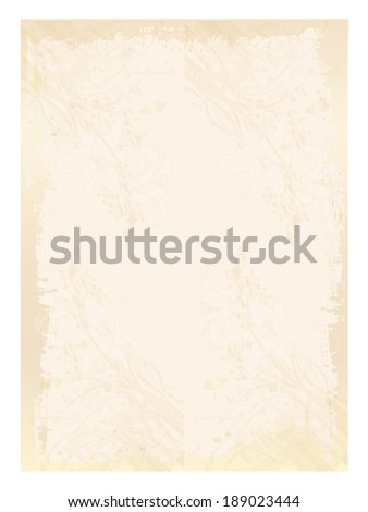 Paper waste paper background