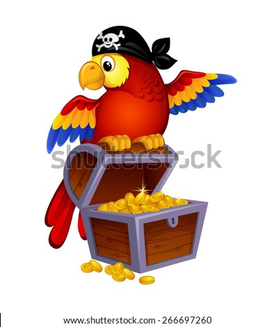 Parrot Vector Stock Photos, Images, & Pictures | Shutterstock