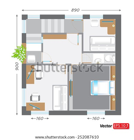Home building project plan