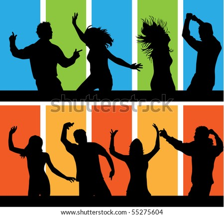 Party - stock vector