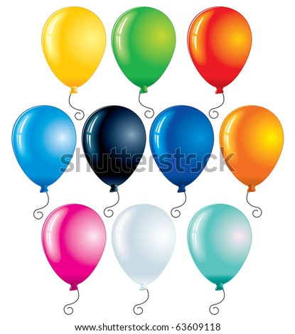 Baloons Stock Photos, Baloons Stock Photography, Baloons Stock