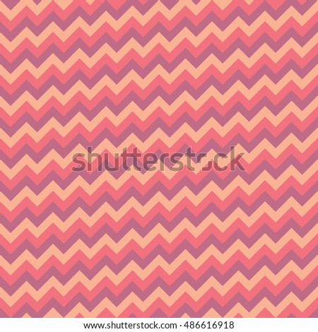pastel colored skewed seamless chevron pattern.