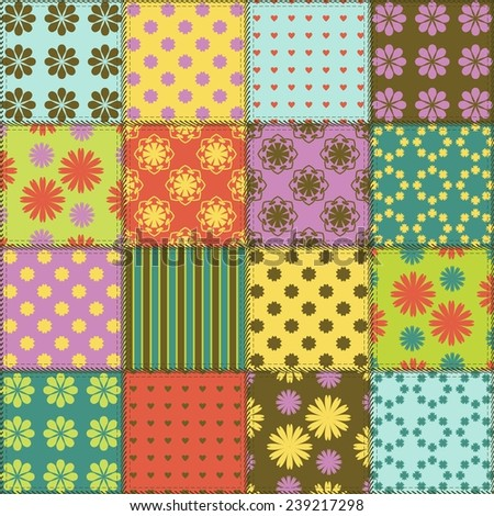 patchwork background patchwork background stock images royalty free images 7276