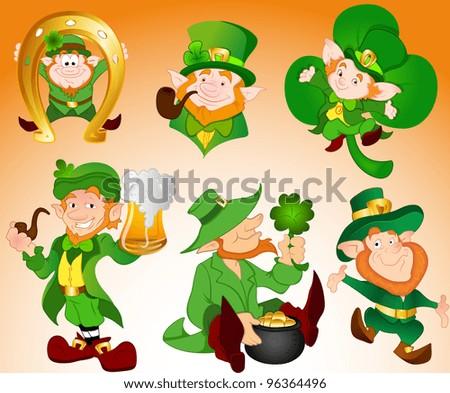 Patrick's Day Illustrations - stock vector