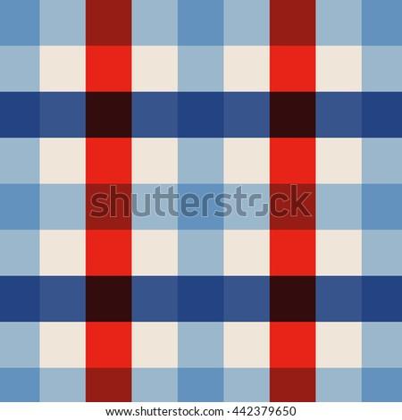 quotred white blue napkinsquot stock images royaltyfree images