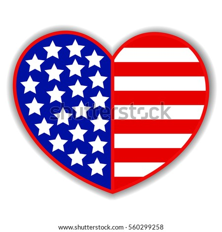 Flag Heart Stock Images, Royalty-Free Images & Vectors | Shutterstock