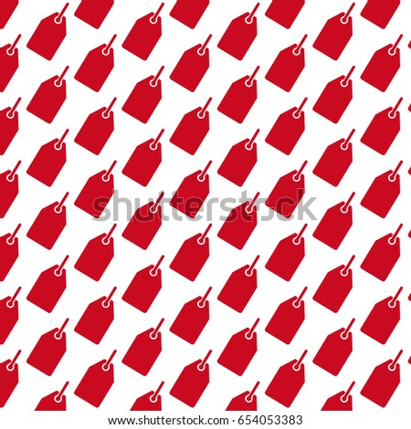 Pattern background Sale tag icon
