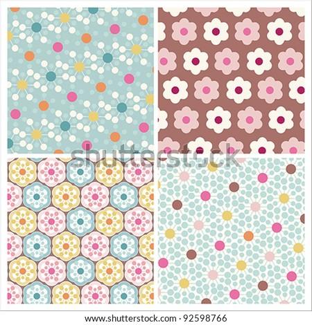 Pattern Design - stock vector