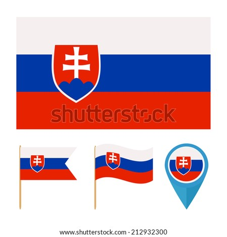 pattern for decoration, decoration and design. flag from the same series