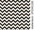 Pattern in zigzag. Classic chevron seamless pattern. - stock vector