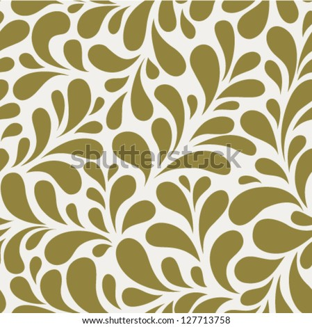 Pattern seamless abstract - stock vector