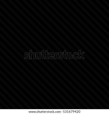 Pattern stripe seamless black background diagonal abstract luxury design vector.