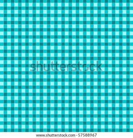 Pattern tablecloth picnic vector - stock vector
