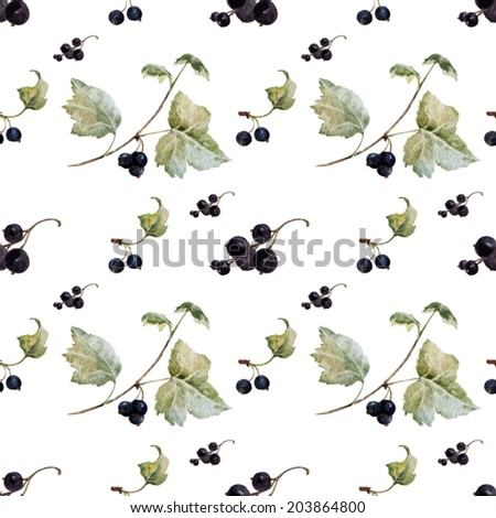pattern, wallpaper, berry