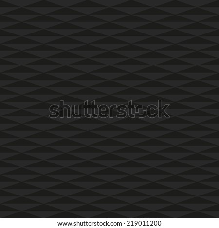 Pattern with black texture - stock vector