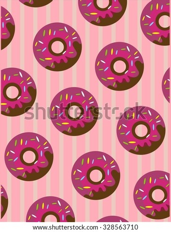 patterns of donuts