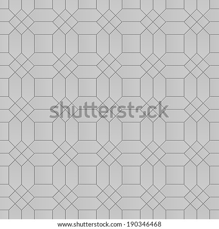 Pavement - stock vector