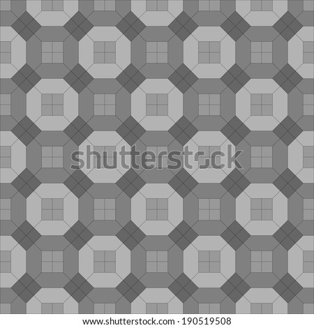 Pavement texture - stock vector